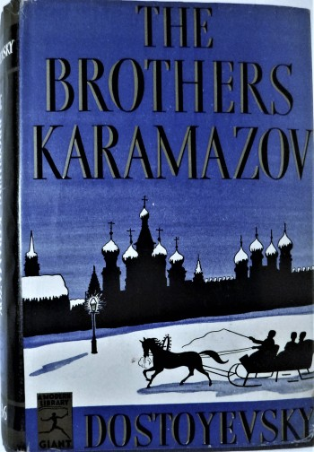 Image for The Brothers Karamozov