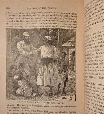 Image for WONDERS OF THE TROPICS; OR, EXPLORATION AND ADVENTURES OF HENRY STANLEY AND OTHER WORLD-RENOWNED TRAVELERS