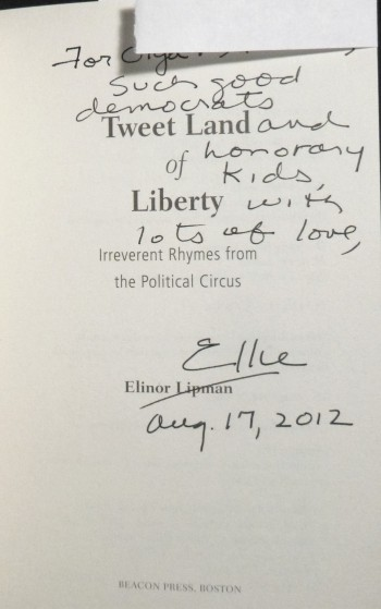 Image for Tweet Land of Liberty: Irreverent Rhymes from the Political Circus
