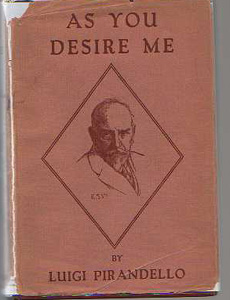 Image for As You Desire Me