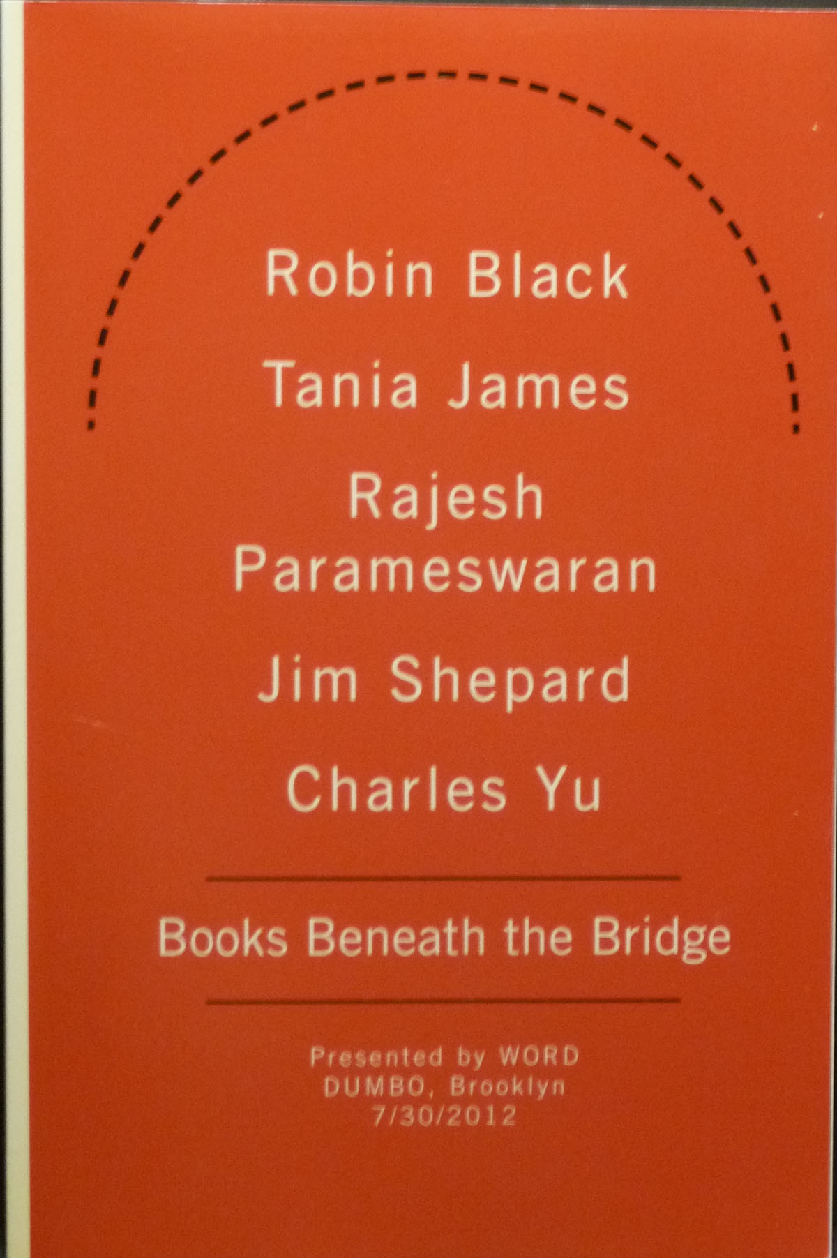 Image for Books Beneath The Bridge