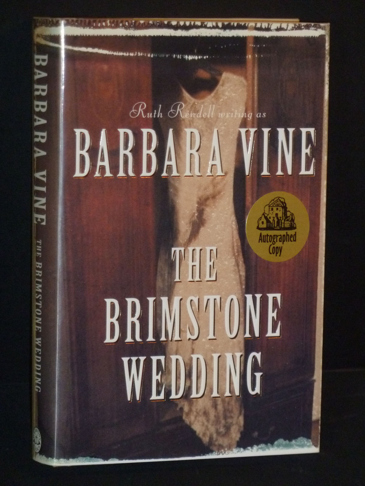 Image for Title: The Brimstone Weddin