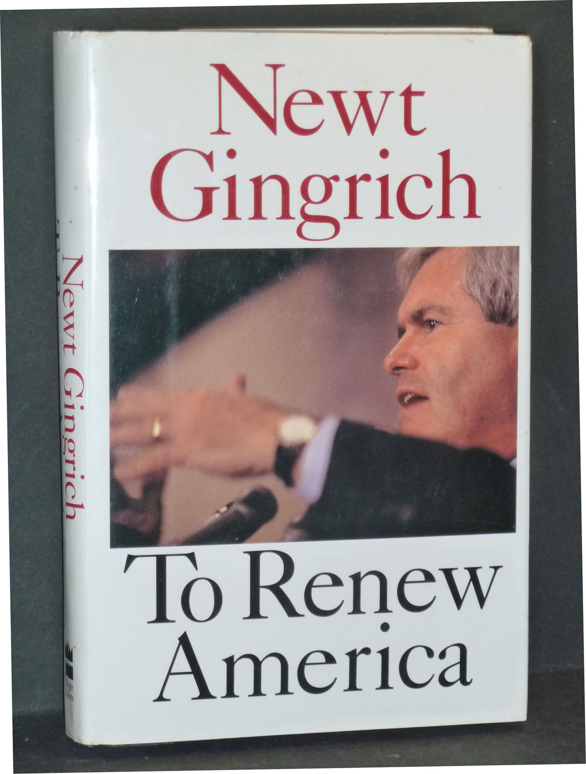 Image for To Renew America