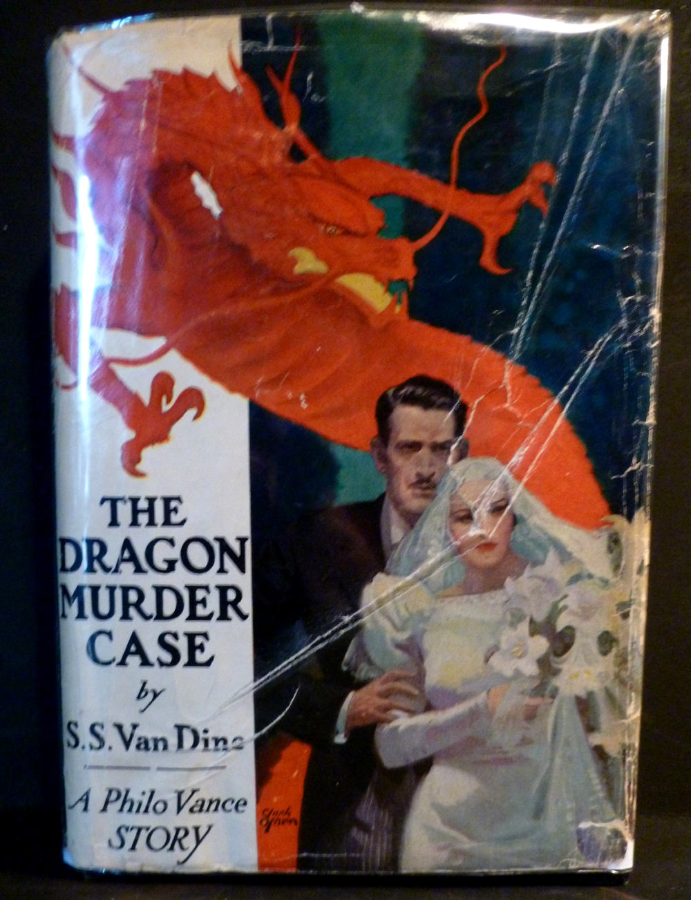 Image for The Dragon Murder Case Signed