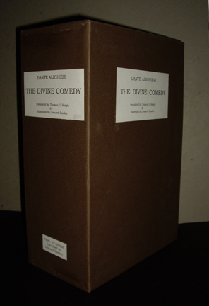 Image for The Divine Comedy - In Three Volumes