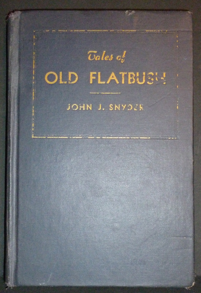 Image for Tales of Old Flatbush
