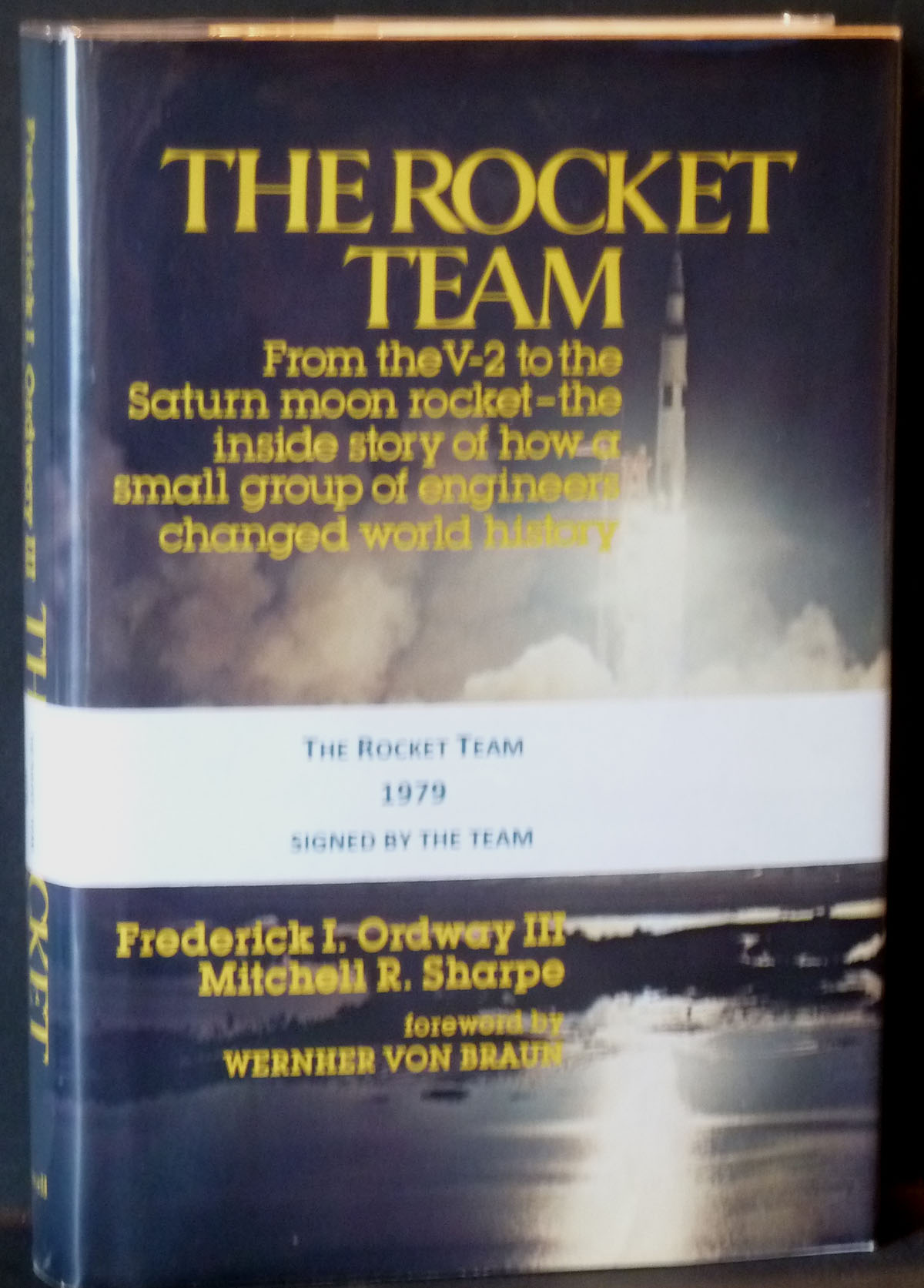 Image for The Rocket Team