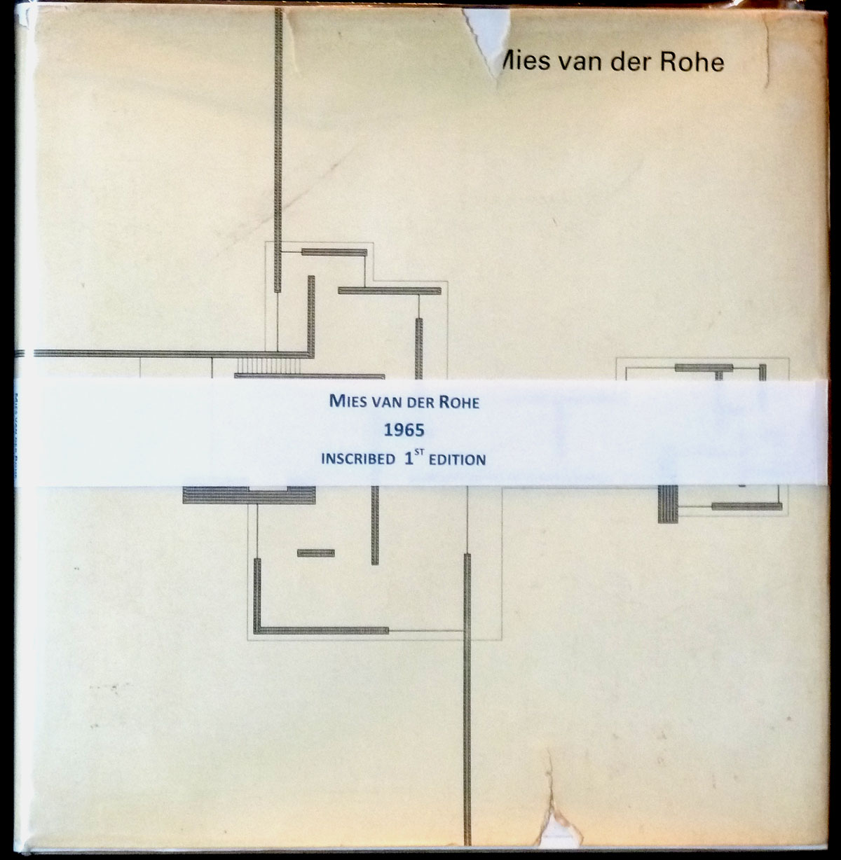 Image for Mies Van Der Rohe The Art of Structure