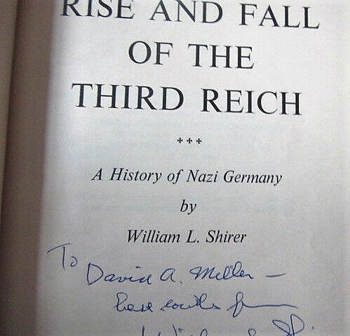 Image for The Rise and Fall of the Third Reich