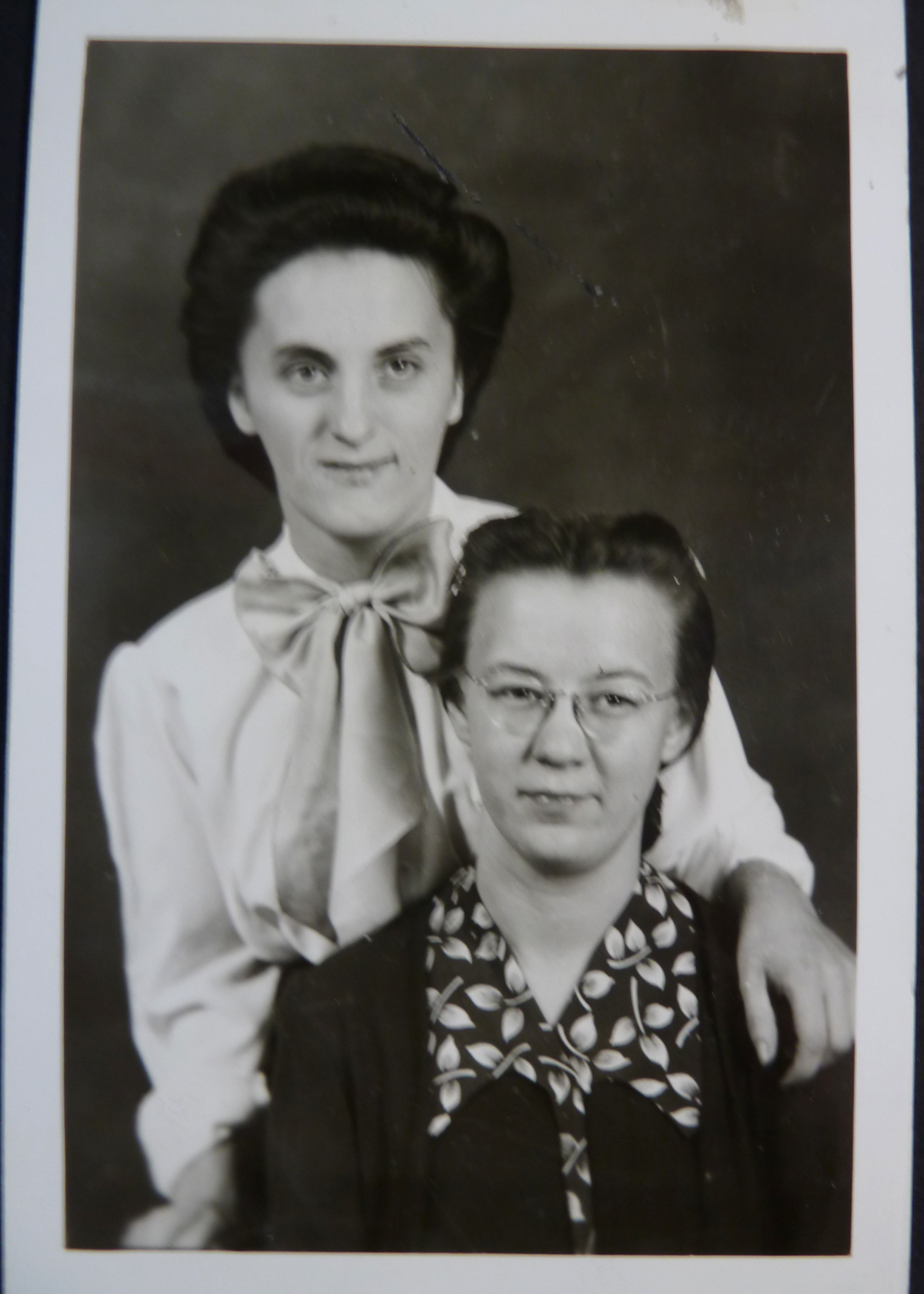 Image for Two Women Posing