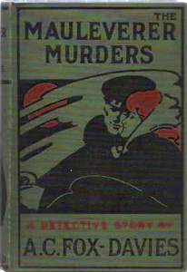 Image for The Mauleverer Murders