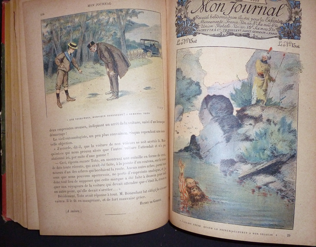 Image for Mon Journal 1908-1909