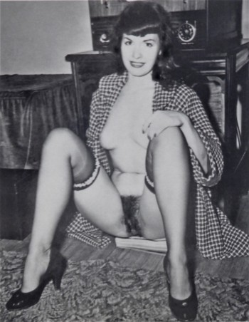 Image for Nude Bettie Page