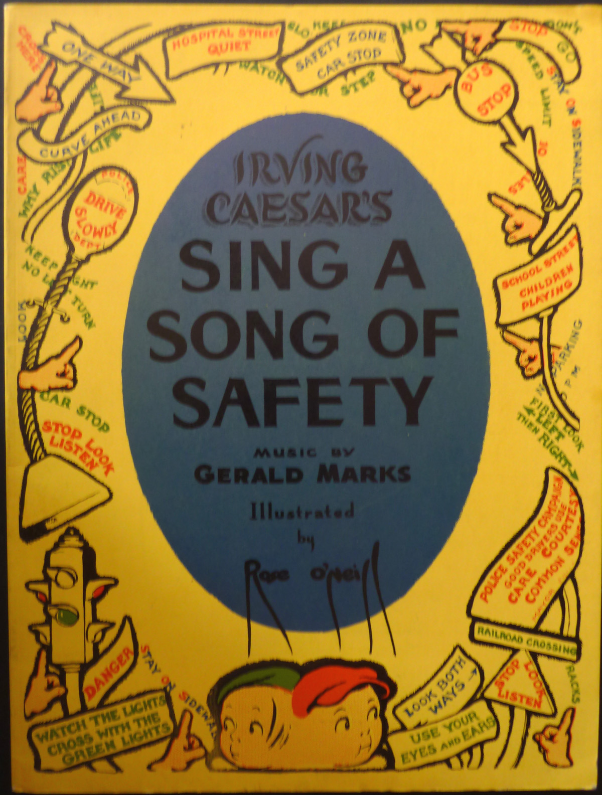 Image for Sing a Song of Safety