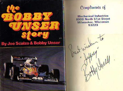 Image for The Bobby Unser Story