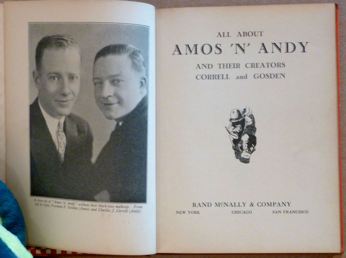 Image for All About Amos 'n' Andy and Their Creators