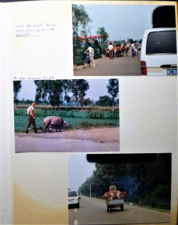 Image for Photo Album of the Chesterfield UK Sister City  Visit to Yangquan, China1997