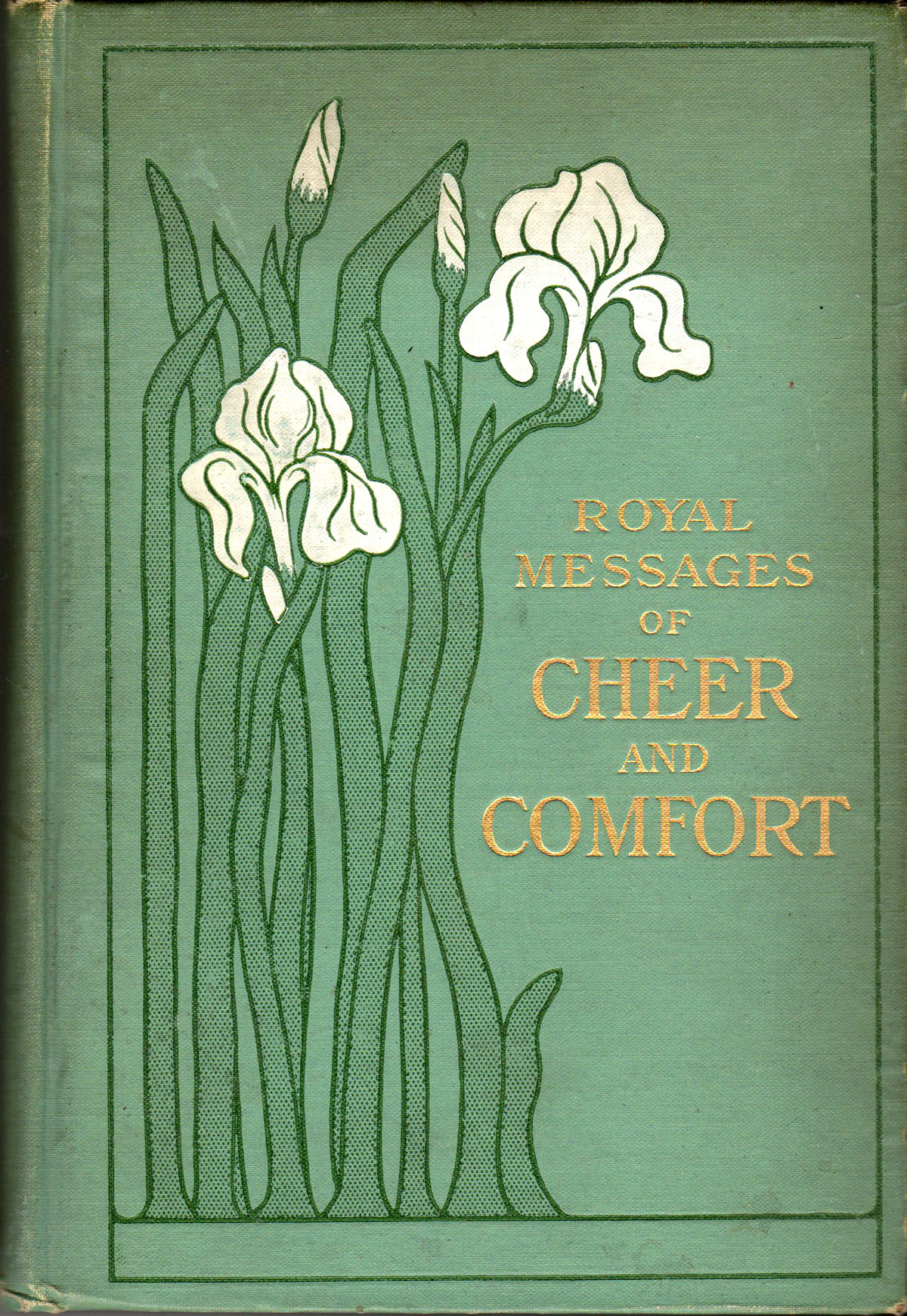 Image for Royal Messages of Cheer and Comfort