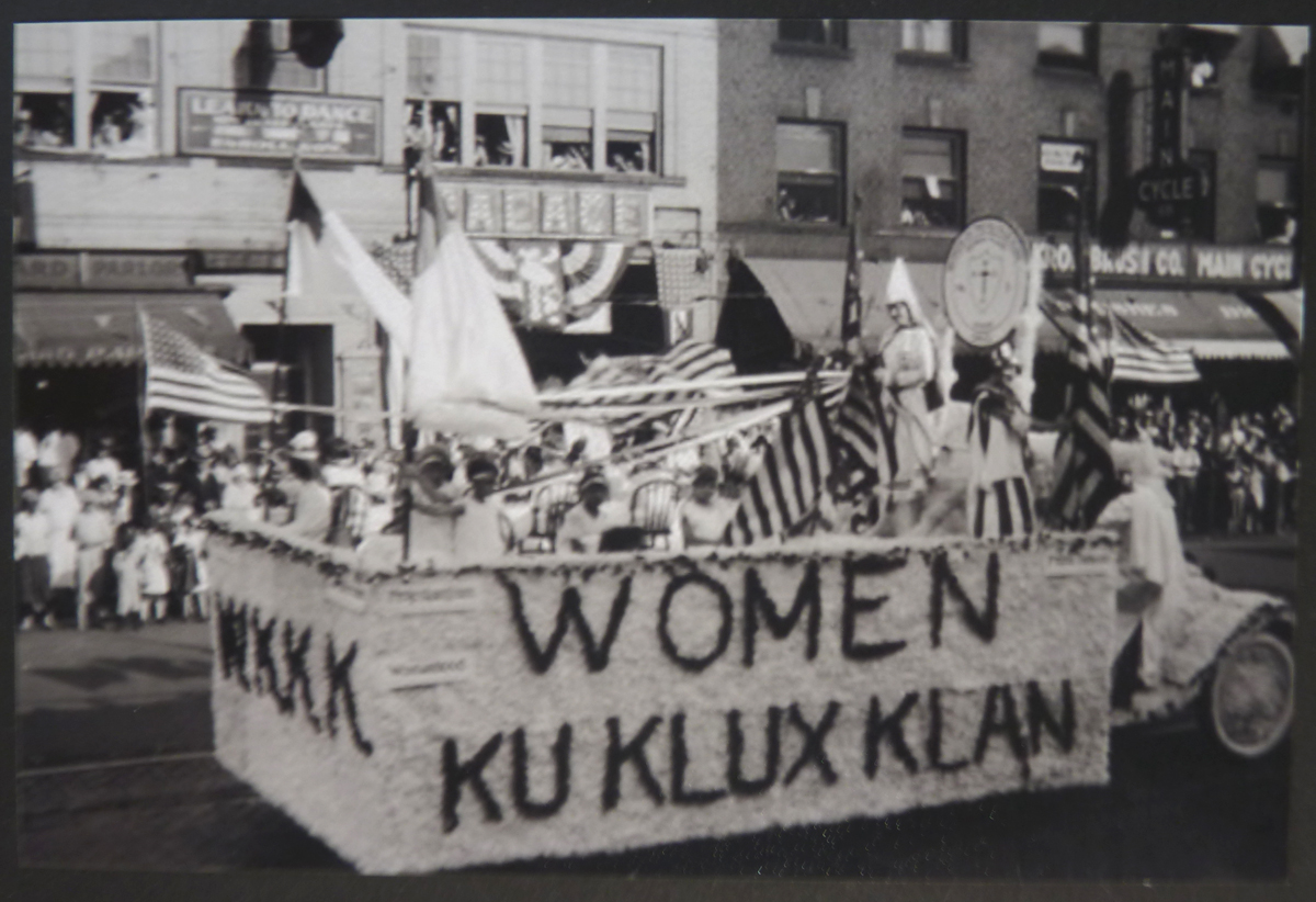 Image for Women's Klu Klux Klan Parade