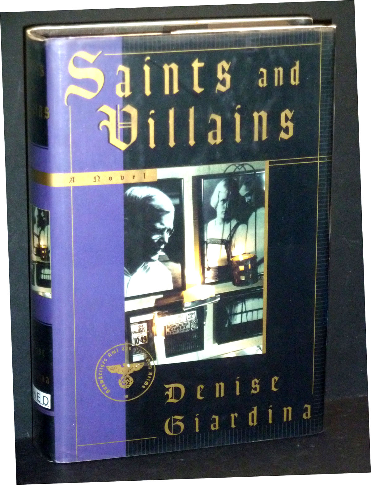Image for Saints And Villains