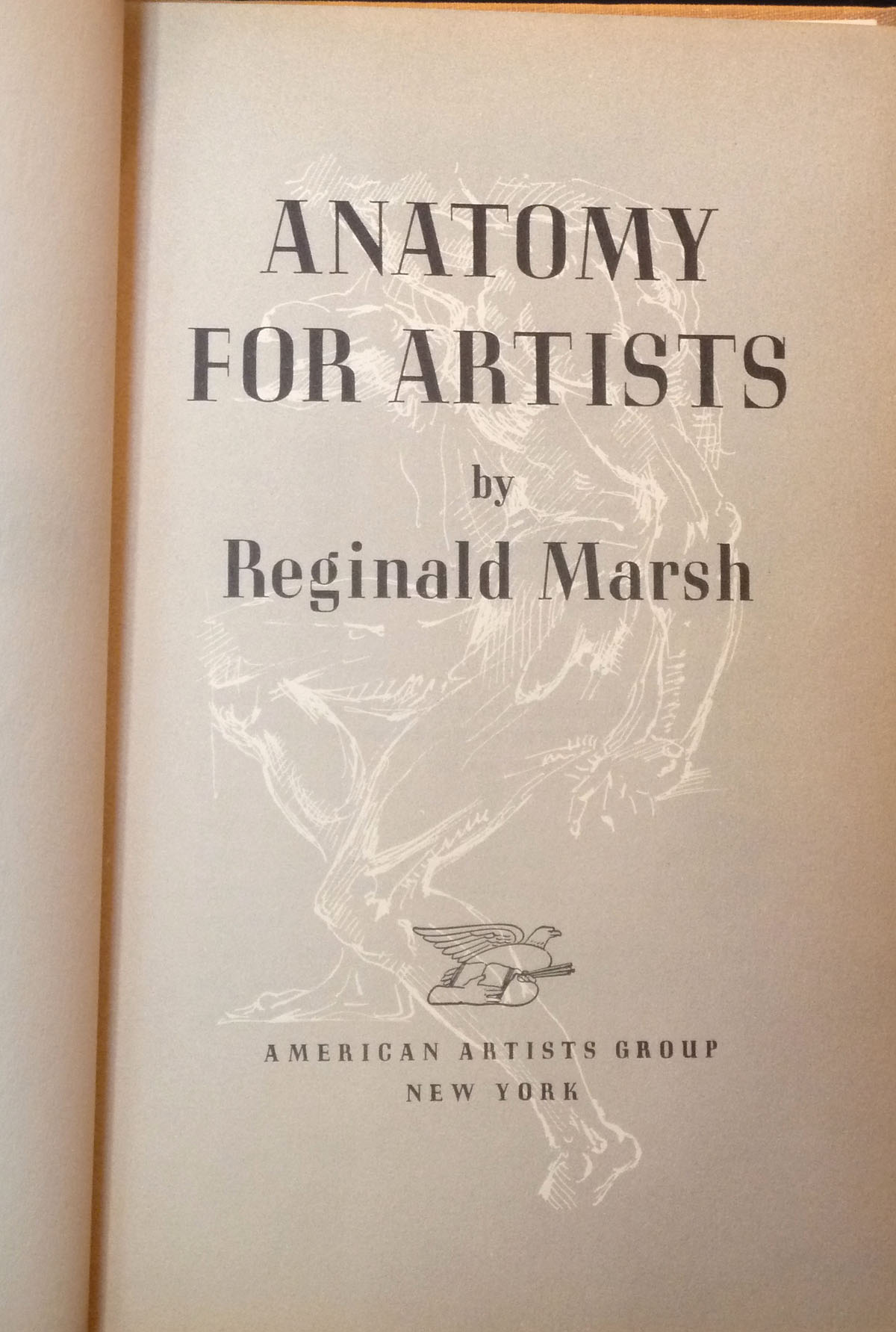 Image for Anatomy for Artists