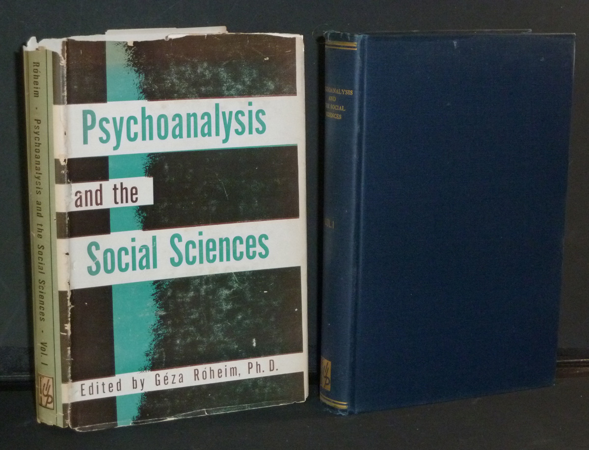 Image for Psychonanalysis And The Social Sciences