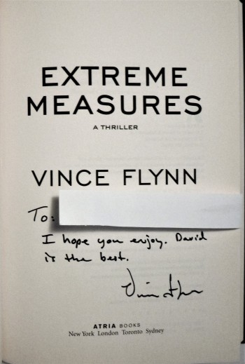 Image for Extreme Measures: A Thriller (A Mitch Rapp Novel)