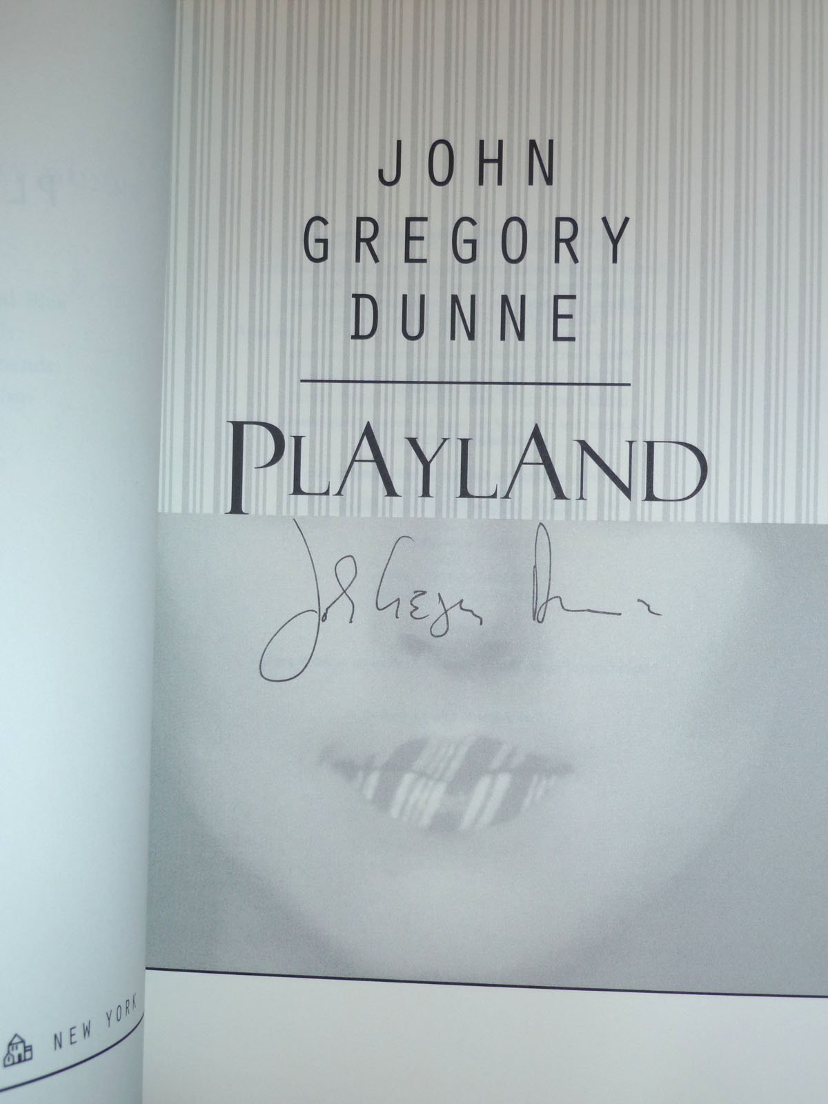 Image for Playland
