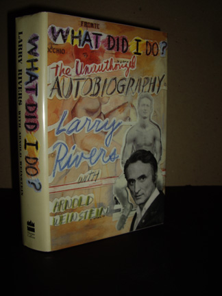 Image for What Did I Do? : The Unauthorized Autobiography