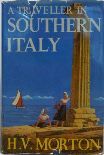 Image for A Traveller In Southernn Italy