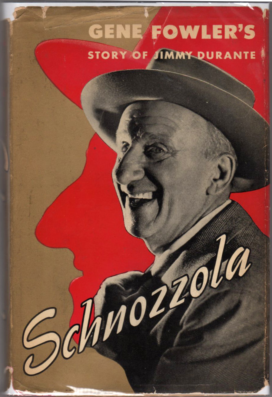 Image for Schnozzola