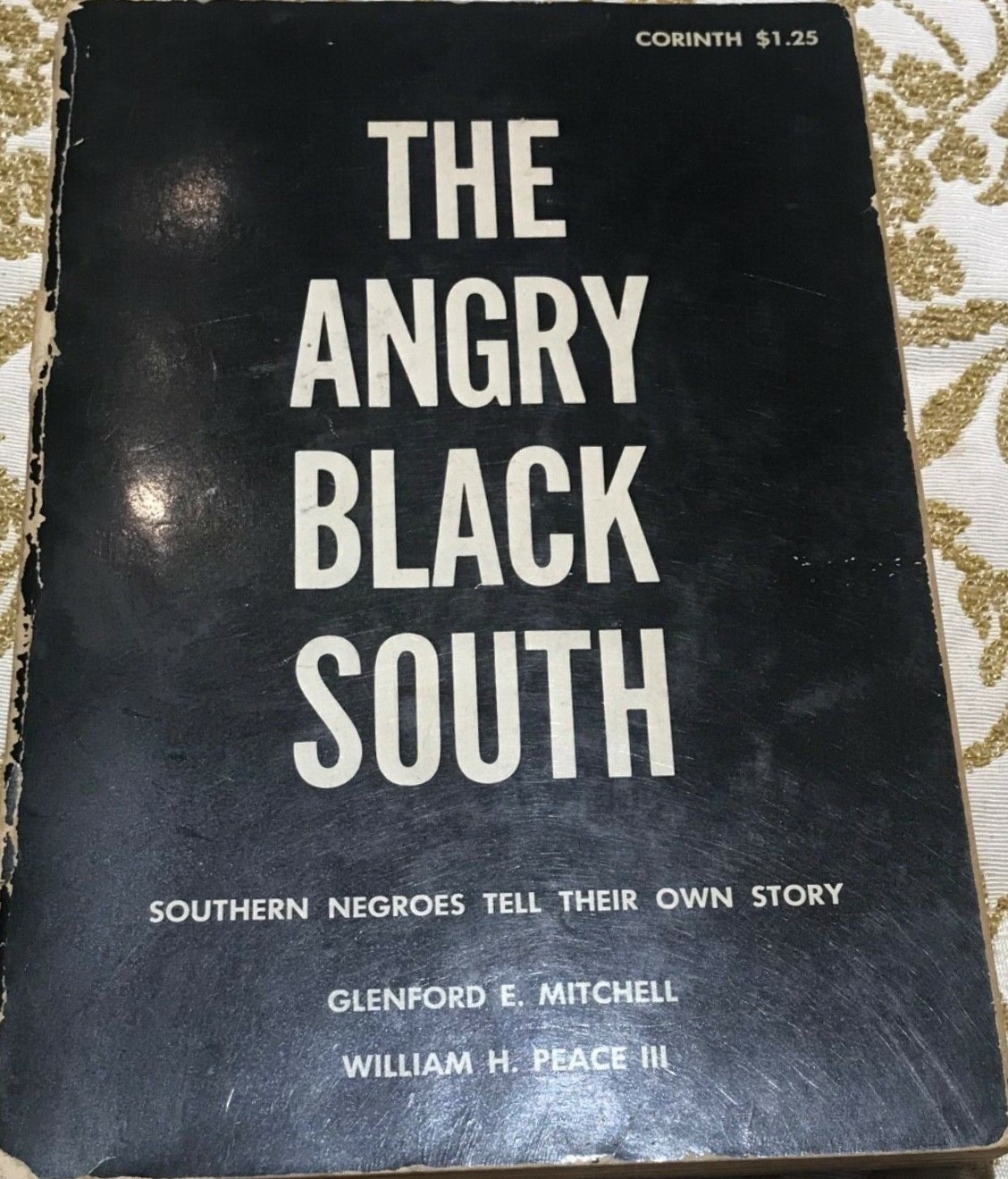 Image for The Angry Black South