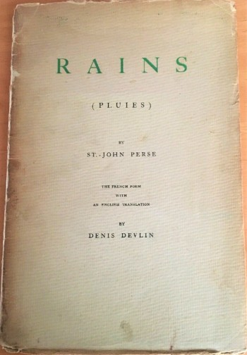 Image for RAINS (PLUIES)