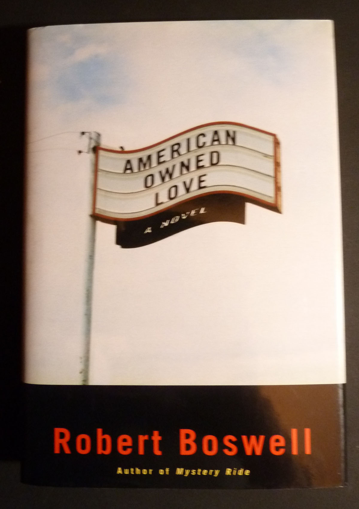 Image for American Owned Love