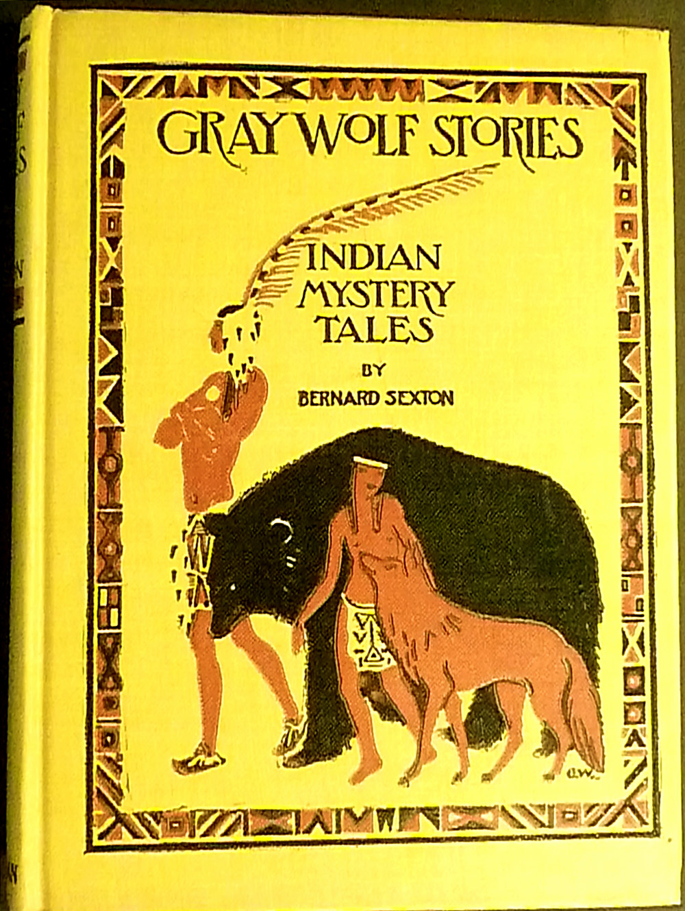 Image for Gray Wolf Stories/Indian Mystery Tales of Coyote Animals and Men