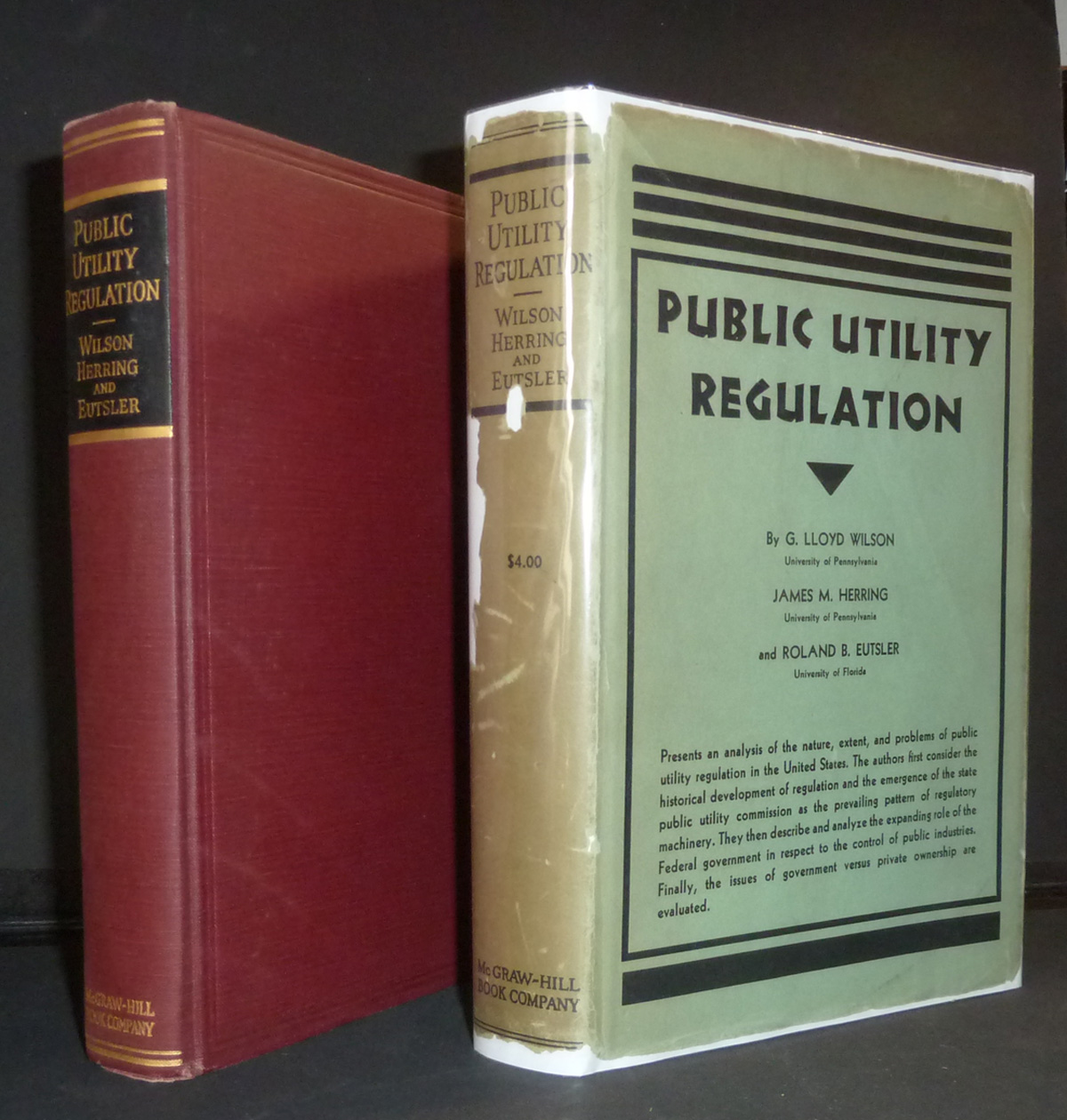 Image for Public Utility Regulation