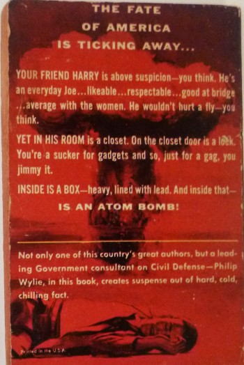 Image for The Smuggled Atom Bomb