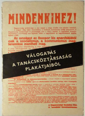 Image for Hungarian Communist Propaganda