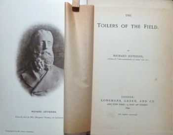 Image for The Toilers Of The Field