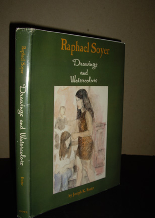 Image for Raphael Soyer - Drawings and Watercolors