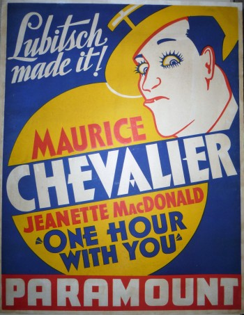 Image for One Hour With You -  Maurice Chevalier, Jeanette MacDonald