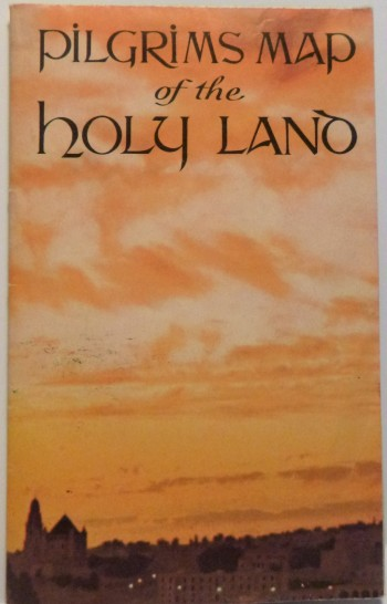 Image for Pilgrims Map of the Holy Land