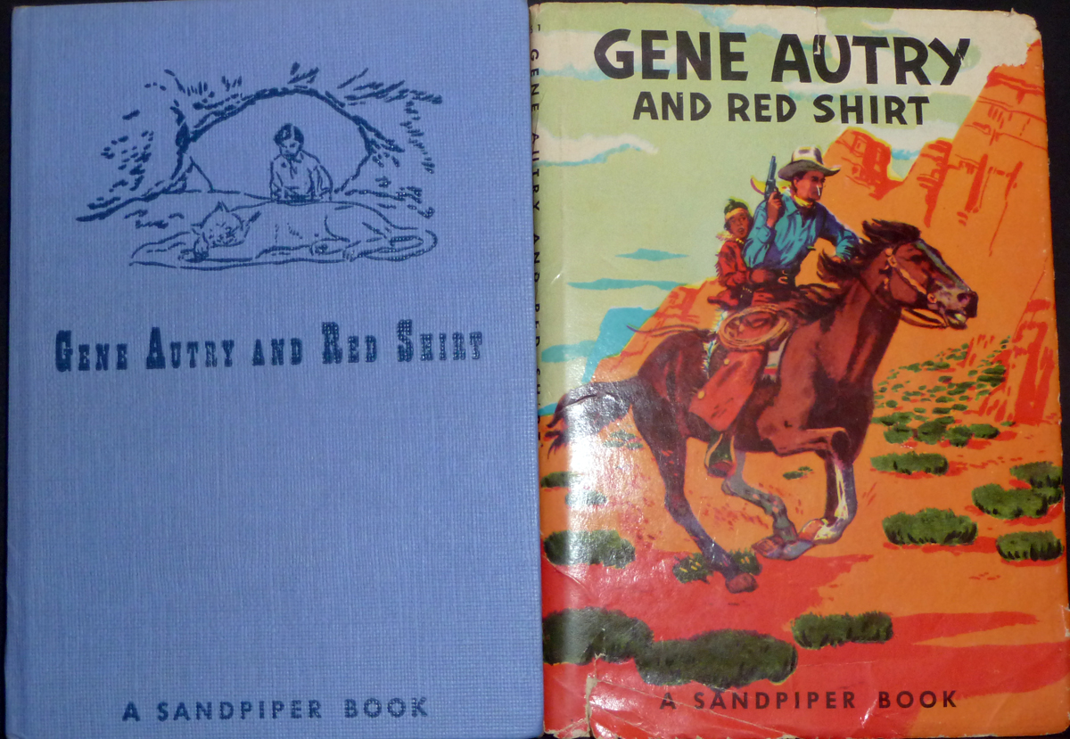Image for Gene Autry and The Red Shirt