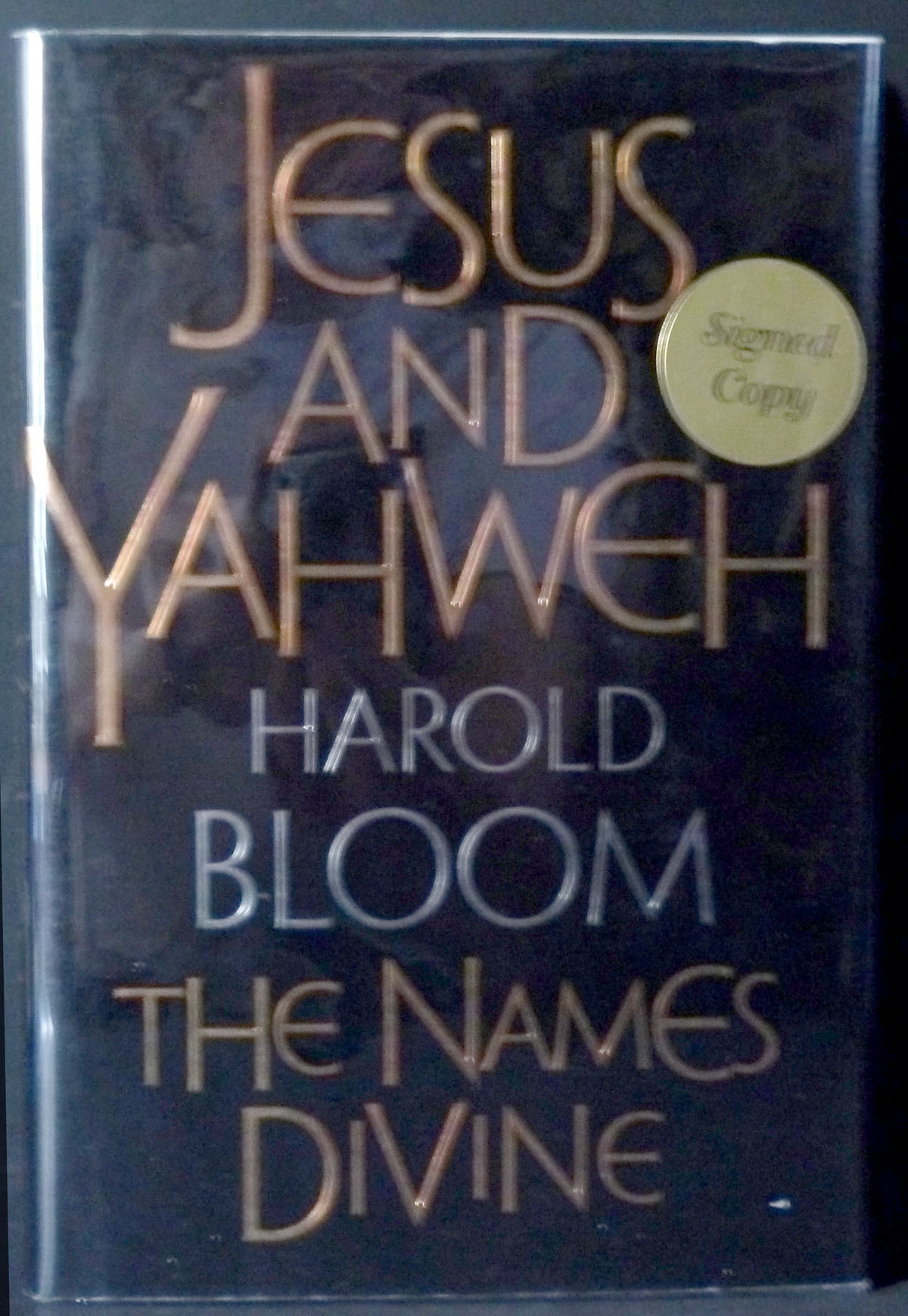 Image for Jesus And Yahweh: The Names Divine