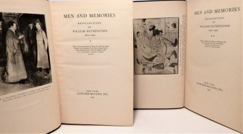 Image for Men And Memories  [ in two volumes]