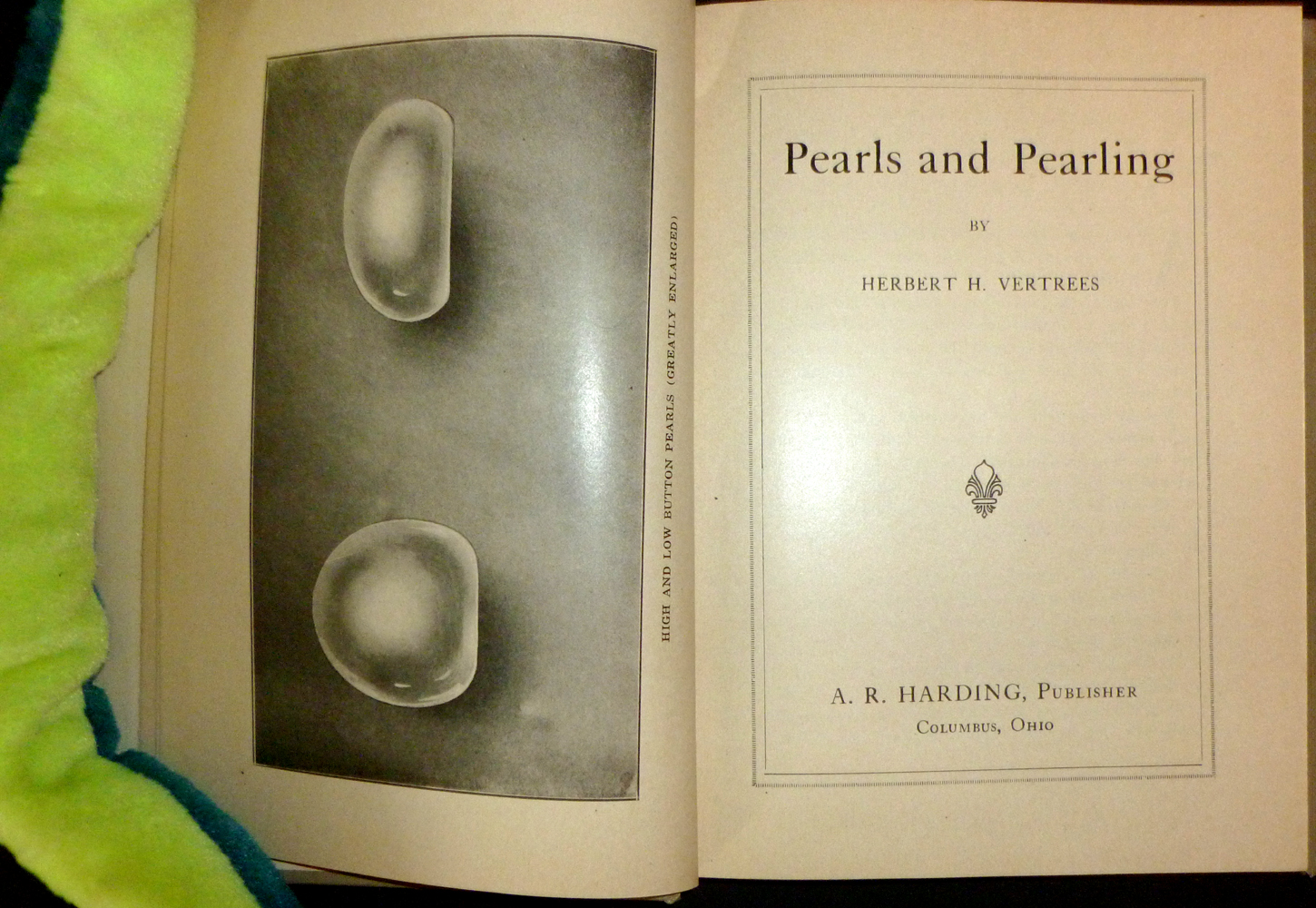 Image for Pearls and Pearling
