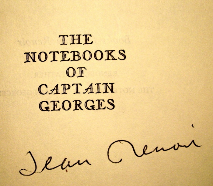 Image for The Notebooks of Captain Georges