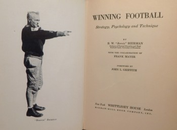 Image for Winning Football